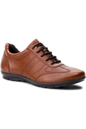 Geox Homme Chaussures - Chaussures basses GEOX - U Symbol B U74A5B 0001J C6003 Browncotto