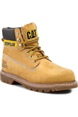 Caterpillar Bottes de randonnée CATERPILLAR - Colorado PWC44100-940 Honey