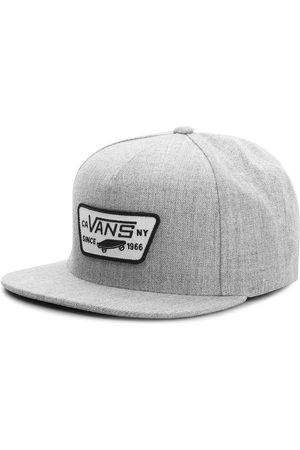 Vans Homme Bonnets - Casquette VANS - Full Patch Snap VN000QPUHTG Heather Grey