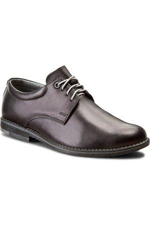 Tim Chaussures basses - 120 Rustic Czarny