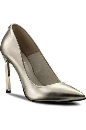 Aiguilles R Femme RPolański Złoty 0808 Chaussures EscarpinsTalons polański Lico j4q5c3ARL