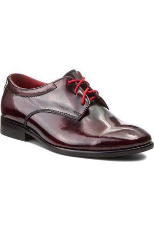 Tim Chaussures basses - 27-38 090F Bordo Flor.