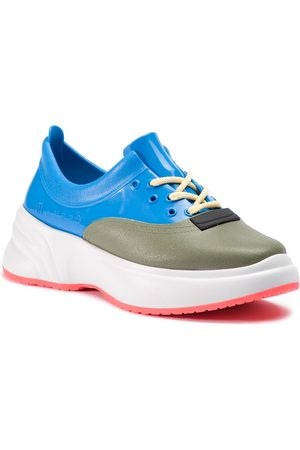 Melissa Sneakers - Ugly Sneaker Ad 32429 White/Blue/Green 22846
