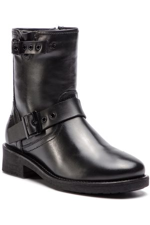 Pepe Jeans Bottines - Maddox Allys PLS50345 Black 999