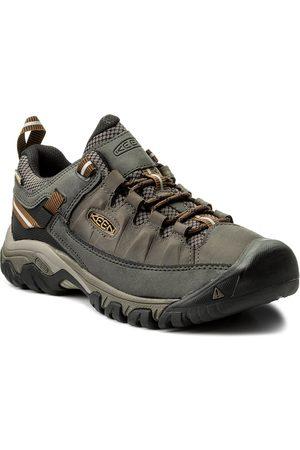 Keen Chaussures de trekking - Targhee III Wp 1017784 Black Olive/Golden Brown