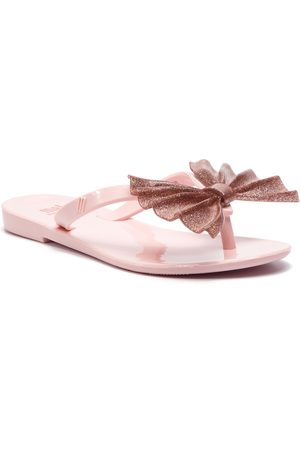 Melissa Tongs - Mel Harmonic Bow Vi Inf 32446 Pink/Glitter Multicolor 52848