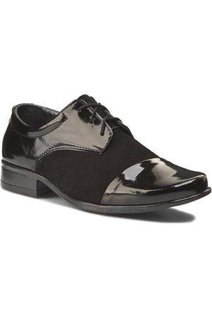 Tim Garçon Chaussures basses - Chaussures basses - 068 Czarny Lakier/Nubuk
