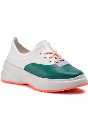 Melissa Sneakers - Ugly Sneaker Ad 32429 Beige/White/Green 20462