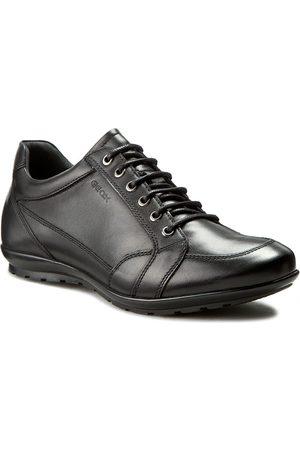Geox Homme Baskets - Sneakers - U Symbol D U34A5D 00043 C9999 Black