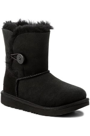 UGG Chaussures - K Bailey Button II 1017400K K/Blk