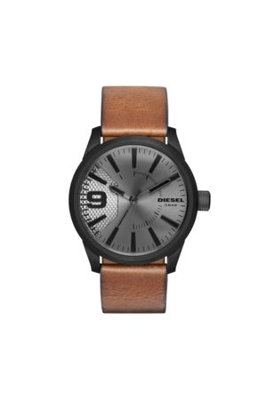 Diesel Montre - Rasp DZ1764 Light Brown/Black