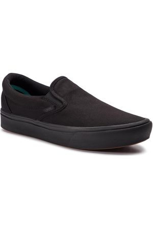 Vans Tennis - Comfycush Slip-On VN0A3WMDVND1 (Classic) Black/Black