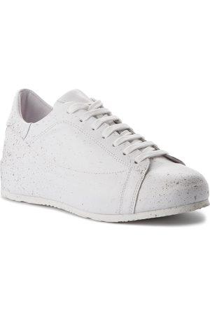 Khrio Sneakers - 181K4207LNQ Bianco Platino/Bianko/Pink Ice