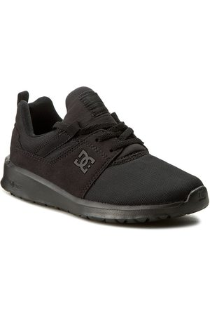 DC Sneakers - Heathrow ADYS700071 Black/Black/Black(3Bk)