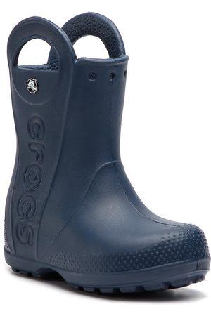 Crocs Bottes de pluie - Handle It Rain Boot Kids 12803 Navy