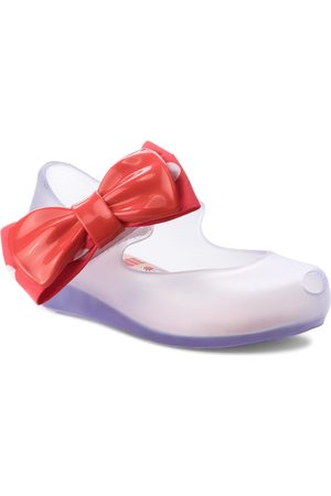 Melissa Chaussures basses - Mini Ultragirl + Minni 32377 Clear/Red 51307