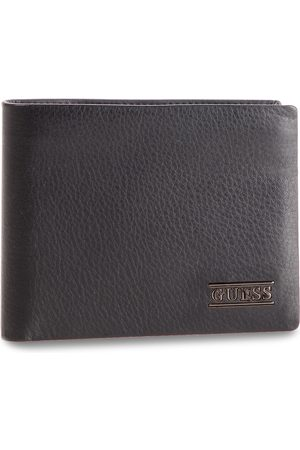 Guess Homme Portefeuilles - Portefeuille homme grand format GUESS - New Boston Slg SM2510 LEA24 BLA