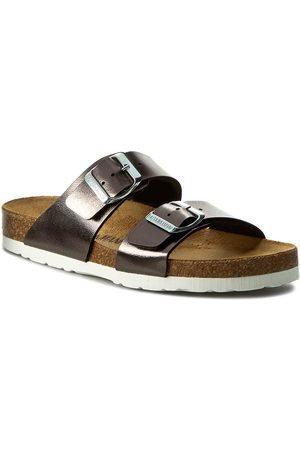 DR. BRINKMANN Mules / sandales de bain DR. BRINKMANN - 700993 Anthrazit 9