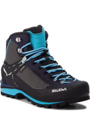 Salewa WS Hike Trainer Mid Gore-TEX Chaussures de Randonn/ée Hautes Femme