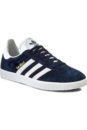 adidas Chaussures adidas - Gazelle BB5478 Conavy/White/Goldmt