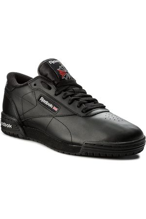 Reebok Chaussures - Exofit Lo Clean Logo Int AR3168 Int Black/Silver
