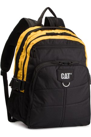 Caterpillar Sacs d'ordinateur & Mallettes - Sac à dos CATERPILLAR - Brent 83435 Black/Yellow 12