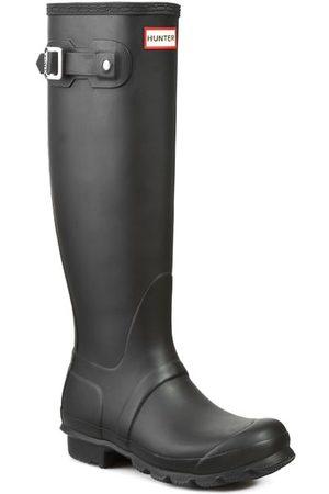 Hunter Bottes de pluie - Womens Org Tall WFT1000RMA Black
