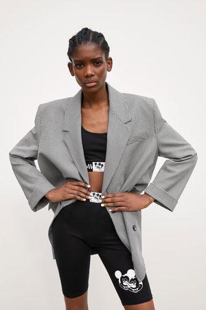 Zara Femme Vestes - Veste à carreaux