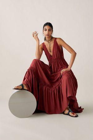 Zara Studio - robe brodée édition limitée