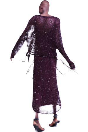 Zara Robe à franges et paillettes