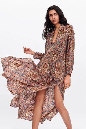 so cheap limited guantity best sale Robe fluide imprimée