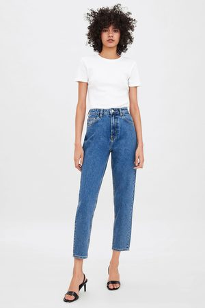 Zara Edited mom jeans
