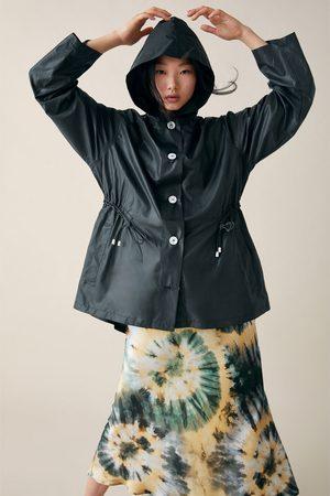 Zara Parka légère à capuche