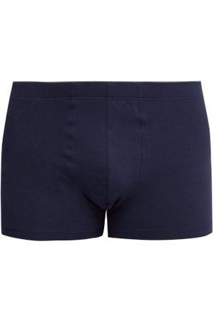 Hanro Homme Boxers - Boxer en coton stretch Superior