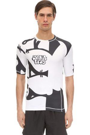 """OAKLEY X JEFF STAPLE T-shirt Manches Courtes Imprimé """"staple 1975"""""""