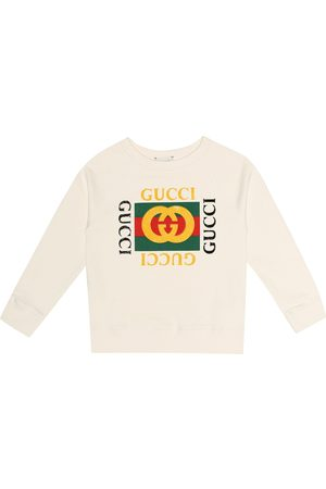 Gucci Fille Sweatshirts - Sweat-shirt en coton