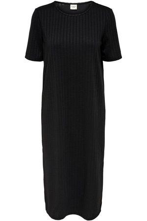 Only Short Sleeved Dress Women Black