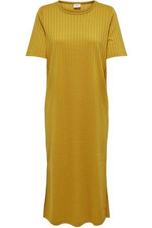 Only Short Sleeved Dress Women Green