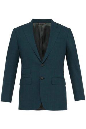 Thom Sweeney Homme Blazers - Blazer en laine à boutonnage simple
