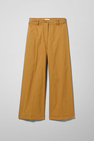 Weekday Femme Pantalons - Bessie Trousers