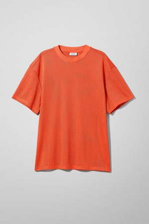Weekday Homme T-shirts - Great Mesh T-shirt