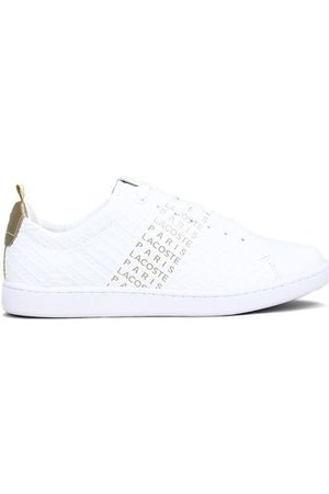 6614dc4585a53 Lacoste Baskets basses CARNABY EVO 119 11 US SFA .