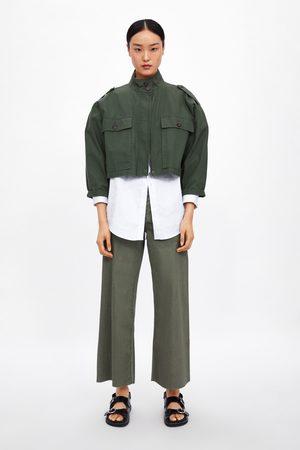 Zara Blouson court avec poches