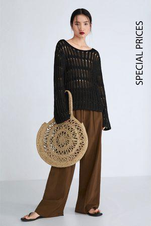 Zara Sac shopper naturel