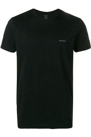 Diesel T-shirt à encolure ras du cou