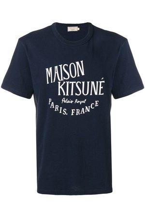 Maison Kitsuné T-shirt à logo