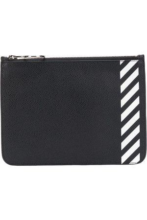 OFF-WHITE Portemonnaie à détail rayé