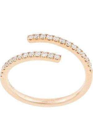 ALINKA 18kt rose gold ECLIPSE diamond ring