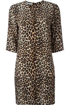 Equipment Femme Robes - Robe à motif léopard