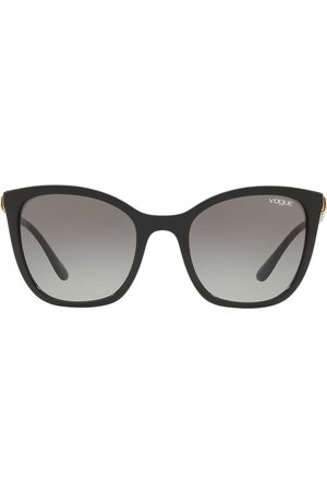 vogue Oversized frame sunglasses